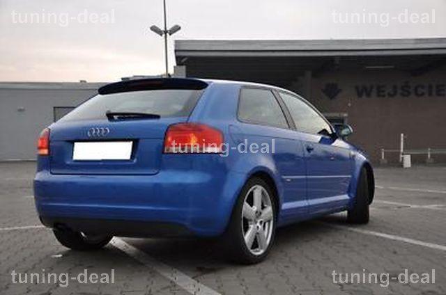 Tuning-deal Seitenschweller passend für Audi A3 8P Set