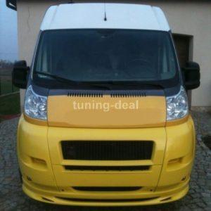 Tuning-deal Sportgrill passend für VW T5 Transporter Sport-Kühlergrill